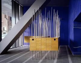 Lobby housing Rotterdam Netherlands