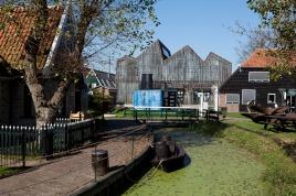 Maritime museum Oudeschild Netherlands