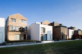 Housing Meerhoven Netherlands
