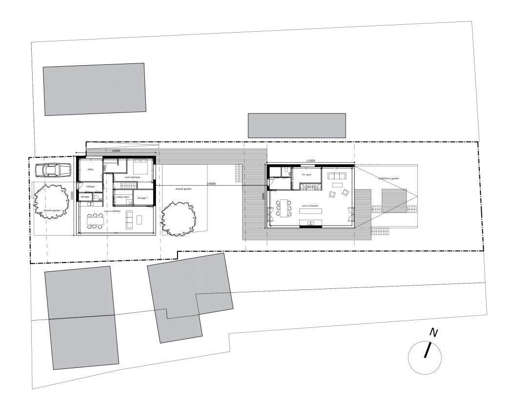 D:ATELIER ROBIDOUXA138_Villa Vlietkade2_TekeningSO_villa vli